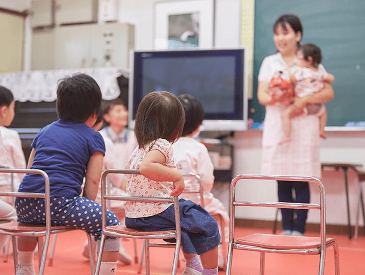 楽ナーサリースクールの思い・教育方針について